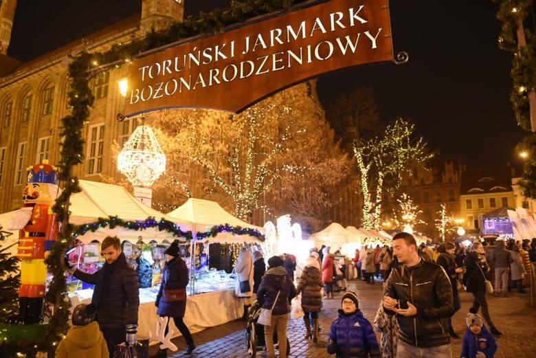 Jarmark bożonarodzeniowy w Toruniu