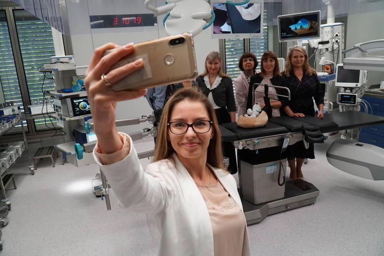 Szpital Kliniczny im. K. Jonschera UM w Poznaniu ma nowy oddział kardiochirurgii dziecięcej i bloki operacyjne. Każdy jest w pełni zautomatyzowany i