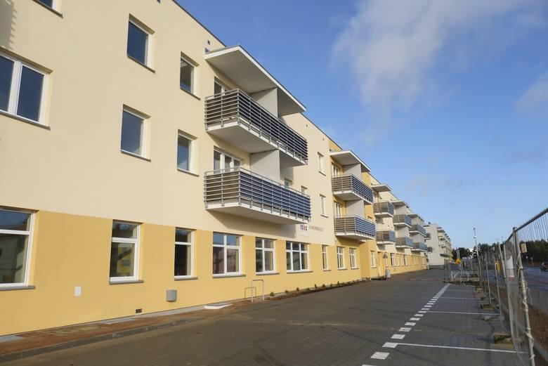 W Toruniu odbyła się prezentacja tanich mieszkań dla samotnych starszych osób na osiedlu JAR. Lokale przeznaczone są dla osób w wieku 60 plus pozbawionych