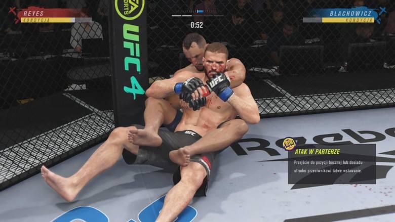 14 sierpnia premierę miało UFC 4, czyli gra dla miłośników mieszanych sztuk walki na licencji najlepszej federacji MMA na świecie (dostępne na konsole