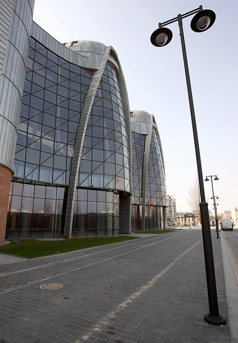 """Łodzianie zwiedzali EC1: """"Imponująca, fantastyczna budowla"""" [ZDJĘCIA]"""