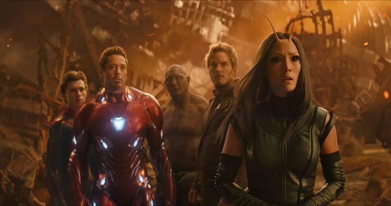 """Co ciekawe, ostatnia część """"Avengers"""" wcale nie była kręcona w Hollywood, lecz Wielkiej Brytanii."""