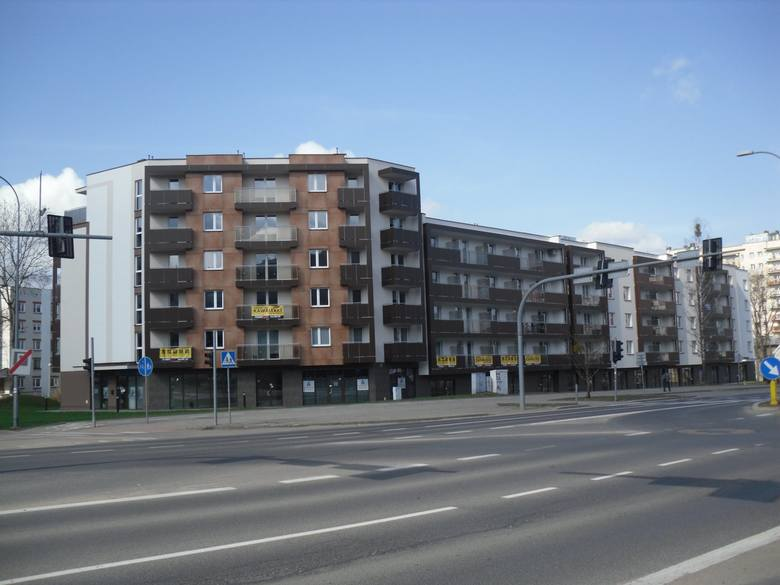 Kategoria budynek wielorodzinny nowy Apartamenty Wyszyńskiego - inwestor Rogowski Development