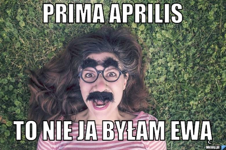 PRIMA APRILIS, KAWAŁY NA PRIMA APRILIS, DOWCIPY NA PRIMA APRILIS, ŻARTY NA PRIMA APRILIS Prima aprilis - dzień żartu, zmyślonych informacji i zabawnych