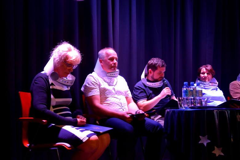 Narodowe Czytanie 2019 w Skierniewicach [ZDJĘCIA, FILM]