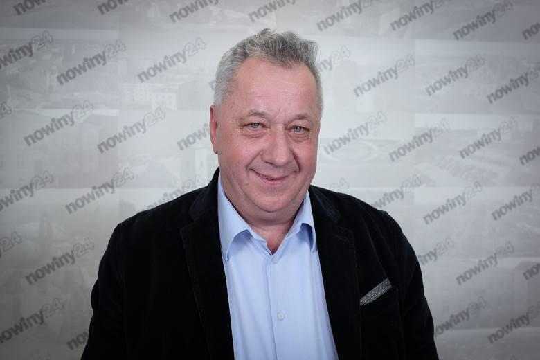 Józef Lis, prezes sekcji żużlowej Stali Rzeszów