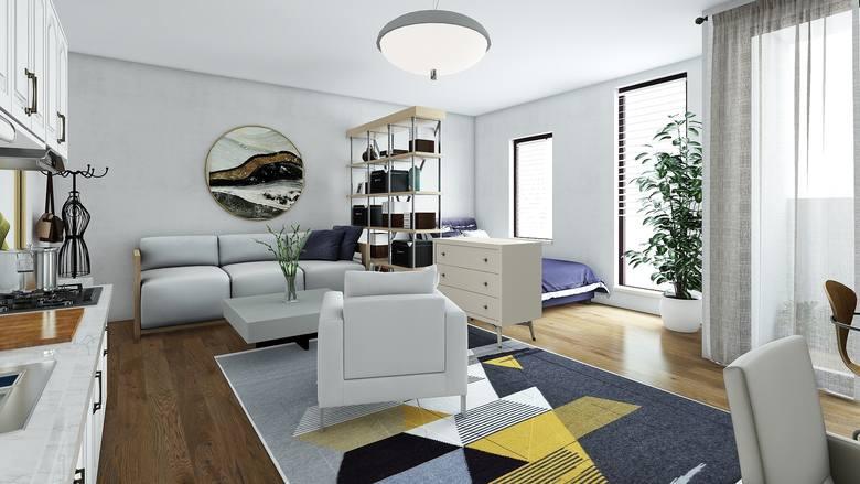 Aranżacja mieszkania to indywidualna sprawa każdego mieszkańca. Jednak warto podglądać najnowsze trendy i część z nich wdrożyć w swoim wnętrzu.