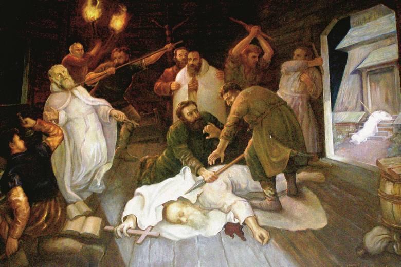 Pięciu Braci Męczenników z Bieniszewa (mieli ponieść śmierć w 1003 r.)