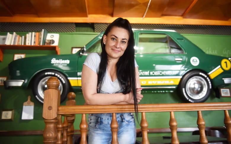 - Chcemy zaskoczyć naszych gości nowościami - mówi Marta Stosik
