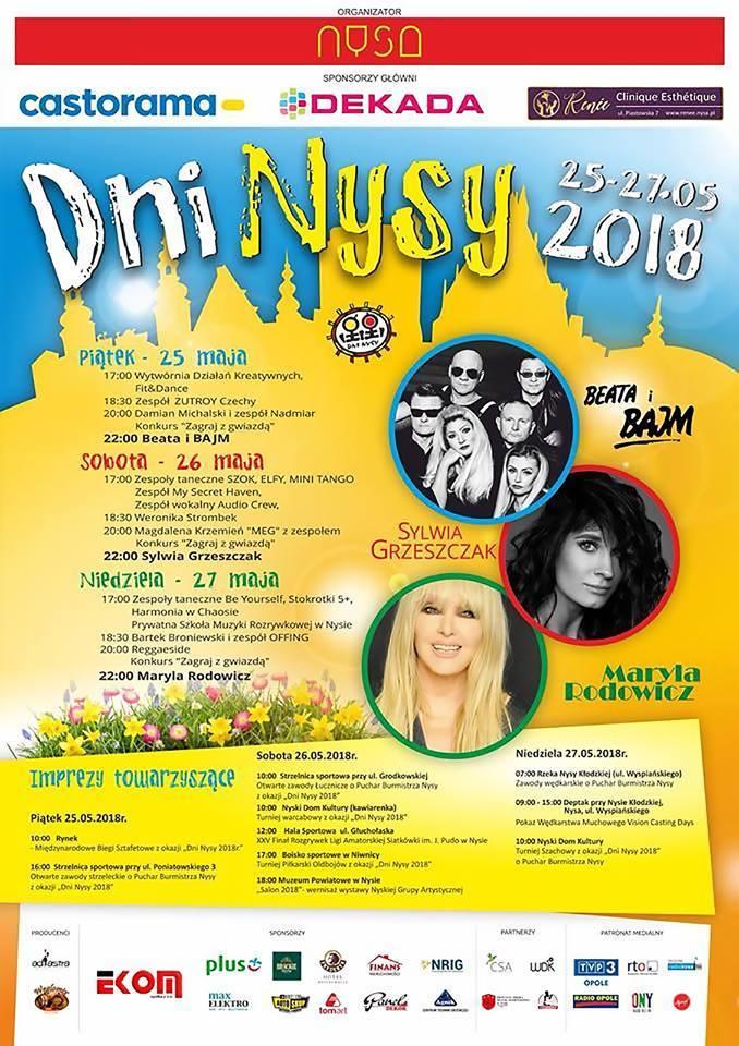 Dni Nysy  2018