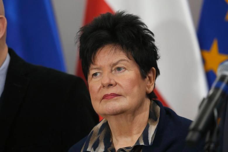 Joanna Senyszyn, posłanka Nowej Lewicy