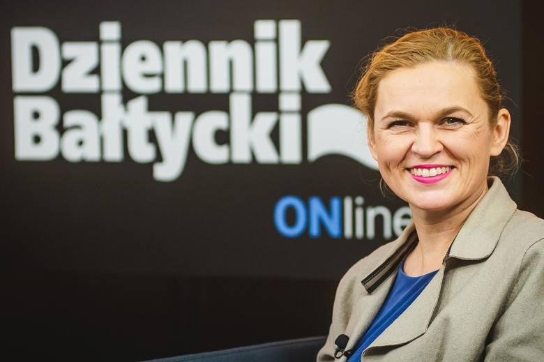Barbara Nowacka, posłanka klubu Koalicji Obywatelskiej