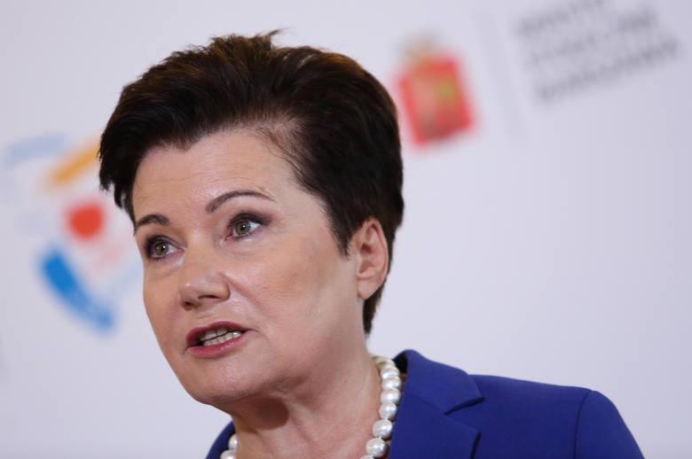 Afera reprywatyzacyjna w Warszawie: Urząd Skarbowy zajął 12 tys. zł z konta Gronkiewicz-Waltz