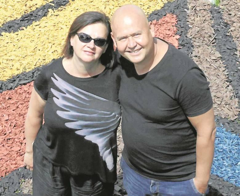 Małgorzata i Bartosz Szydłowscy wspólnie założyli Łaźnię Nową