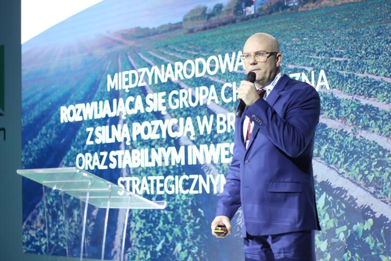 Polska firma chce podbijać zagraniczne rynki. Jakie plany ma CIECH Sarzyna?