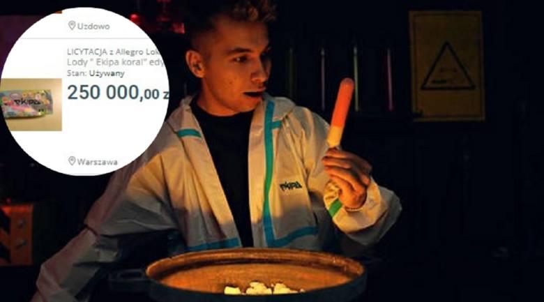 Oferty z serwisu Allegro Lokalnie. - Aukcje z tymi wysokimi cenami należy raczej traktować jako żarty dzieci - mówi dla Wirtualnej Polski Marcin Gruszka,