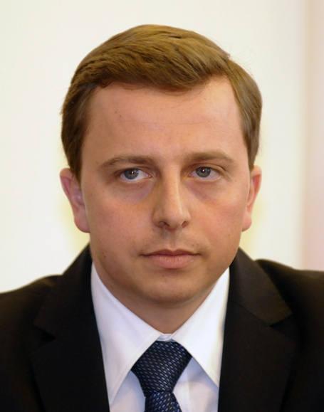 Dariusz Joński zarobił w tym roku najmniej z łódzkich posłów - 63 tys. zł.