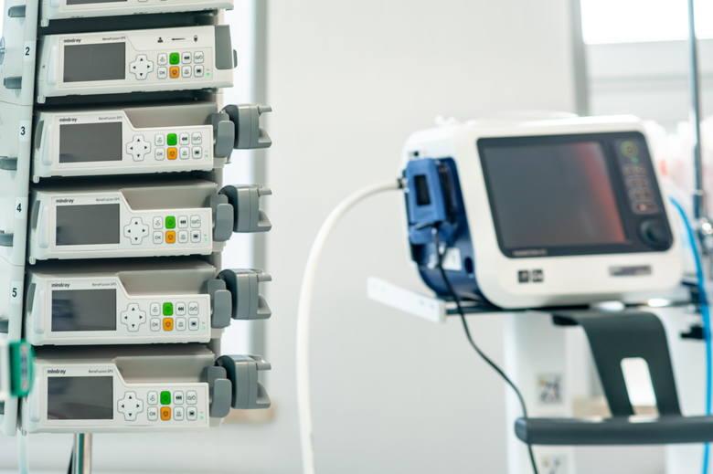 W czeladzkim szpitalu liczba miejsc na OIOM-ie zostanie zwiększona z pięciu do ośmiu, przybędzie też respiratorów