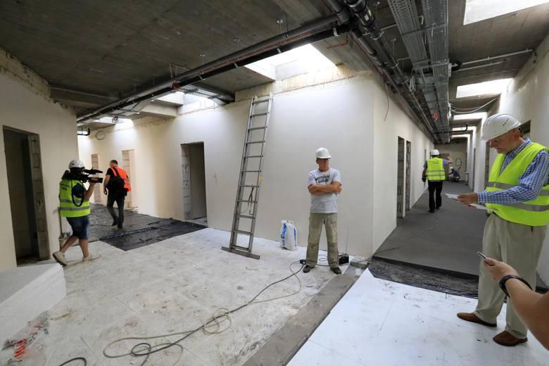 Wartość projektu przy ulicy Storczykowej to prawie 4 mln złotych, a jego oddanie do użytku ma nastąpić na przełomie października i listopada