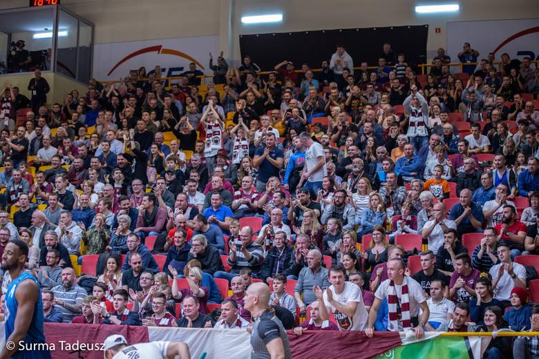 Spotkanie PGE Spójni i Polskiego Cukru Toruń rozegrane zostało w hali OSiR w Stargardzie