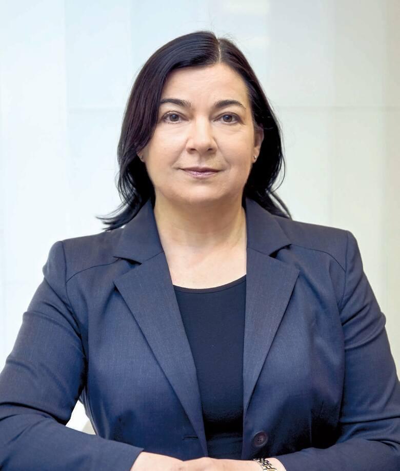 Prof. Otylia Kowal-Bielecka, kierownik Kliniki Reumatologii UMB