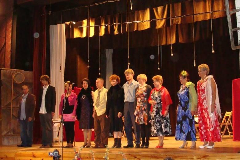 Amatorski Twój Teatr, działający przy Miejsko-Gminnym Ośrodku Kultury i Sportu w Praszce, wystąpił w Tarnogrodzie na XIX Sejmiku Teatrów Wiejskich.