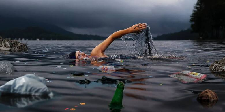 Wpłynęliśmy na plastikowego przestwór oceanuCo roku do oceanu trafia 8 000 000 ton plastiku. Utrzymując tempo zanieczyszczenia, do 2050 roku w morzach