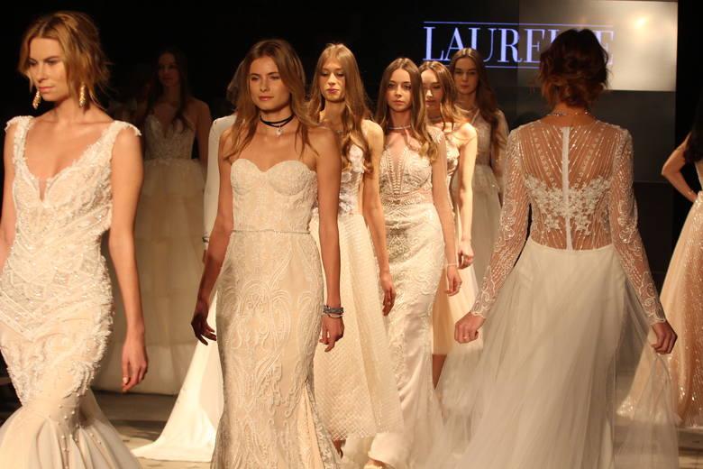KTW Fashion Week: Pokaz mody ślubnej. Paprocki & Brzozowski, Laurelle, Lidia Kalita ZDJĘCIA