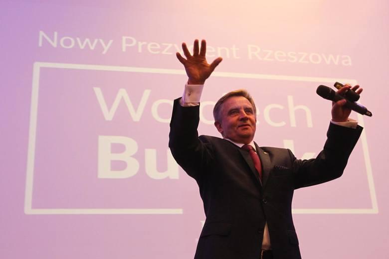 """""""Przyjazne Miasto. Dla Ciebie"""" - to hasło przewodnie kampanii wyborczej kandydata na prezydenta Rzeszowa, Wojciecha Buczaka - obecnego posła na Sejm."""