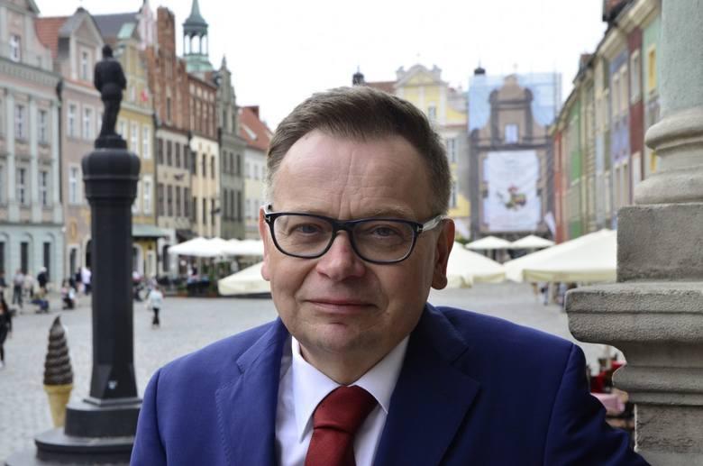 Tadeusz Zysk: - Trzeba wybudować dobre drogi, dokończyć I ramę komunikacyjną, zrobić III ramę, zaś rowerzystom wybudować bezpieczne ścieżki rowerowe