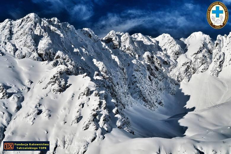 Zobacz tatrzańskie szczyty przy lawinowej czwórce [ZDJĘCIA]