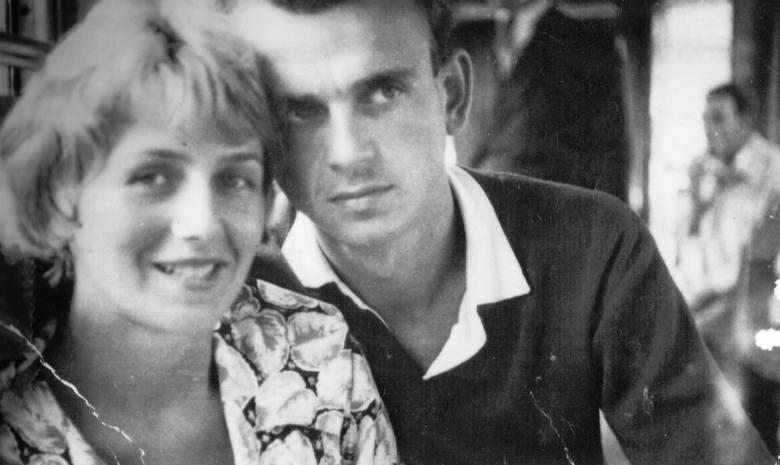 Ewa i Leszek Solscy. To była miłość od pierwszego wejrzenia. Leszek Solski zginął w katastrofie samolotu prezydenckiego