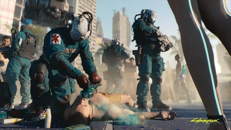 """""""Cyberpunk 2077"""" - polska gra na ustach świata. Stała się hitem nim ktokolwiek w nią zagrał"""