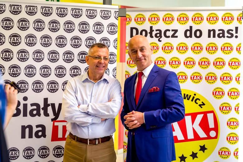 Tadeusz Arłukowicz otworzył biuro wyborcze.