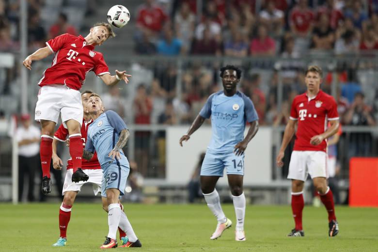 Bayern Monachium - Manchester City 1:0 (0:0)