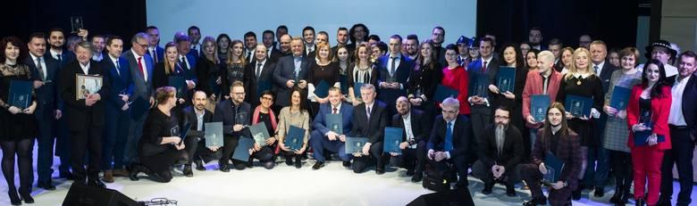 Oto wyjątkowi Małopolanie. Uhonorowaliśmy Ludzi Roku i Osobowości Roku 2017