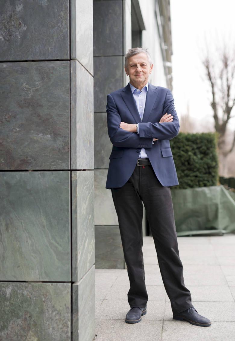 Andrzej Zybertowicz: Najpierw system władzy musi wpaść w dziurę i wypaść z drogi