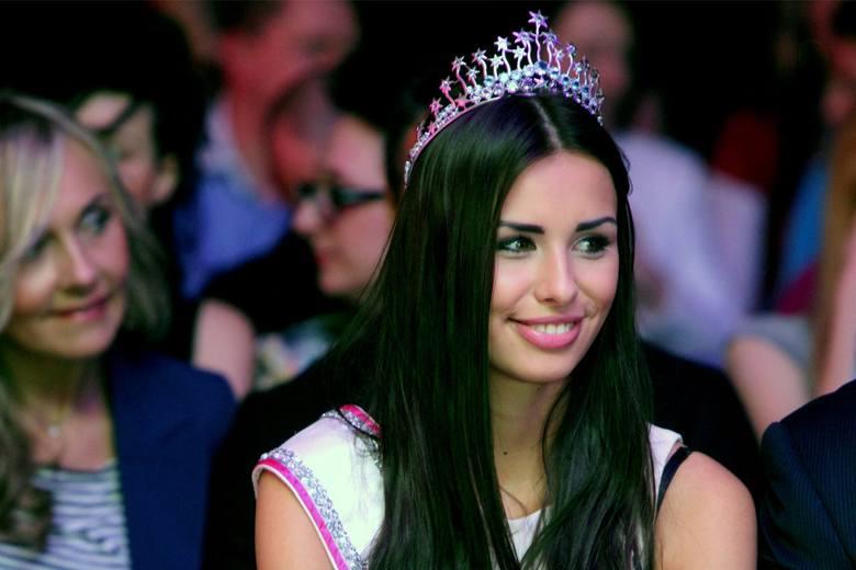 Weronika Szmajdzińska jest polską kandydatką do tytułu Miss Universe 2015