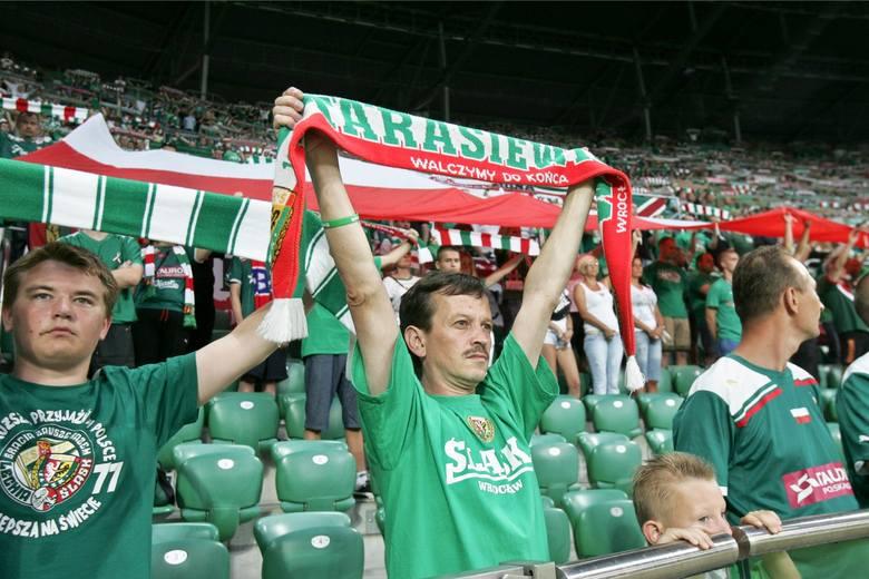 Mecz Śląsk - Sevilla obejrzy komplet publiczności