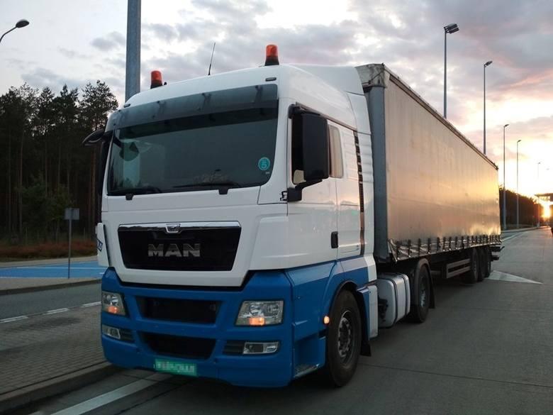 W czwartek, 19 września 2019, inspektorzy z Wojewódzkiego Inspektoratu Transportu Drogowego w Gorzowie Wielkopolskim zatrzymali pojazdu należącego do