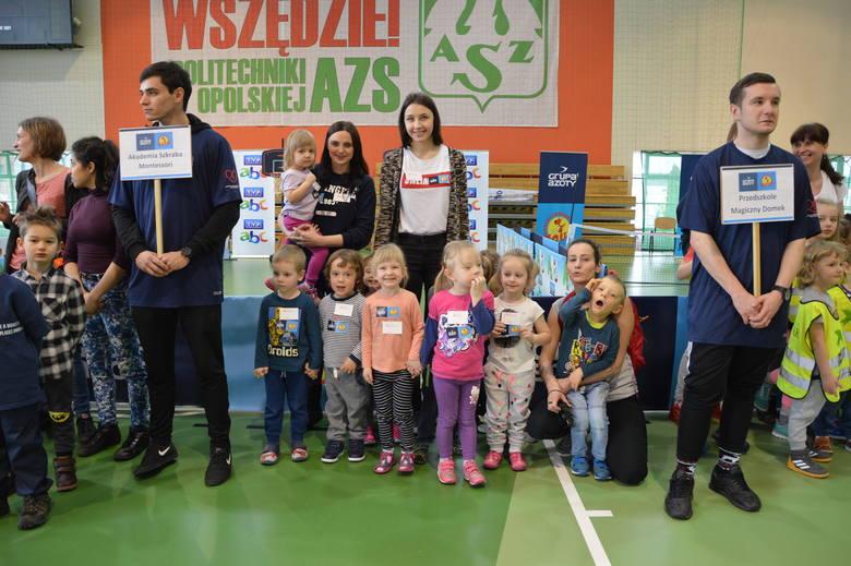 Przedszkoliada 2018 na Politechnice Opolskiej