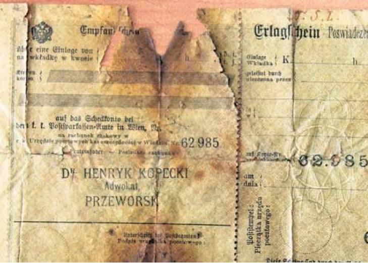 Już wkrótce listy z kapsuły czasu z 1909 r. trafią do specjalistów. Z ich pomocą chcemy dokładnie odczytać treści, które specjalnie dla naszego pokolenia