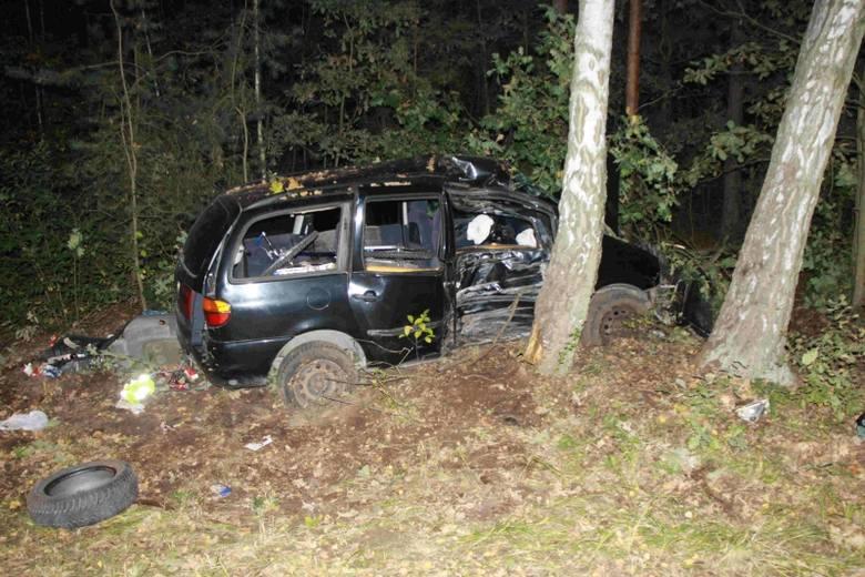 Mazowsze. 29-latek miał w ciągu doby trzy wypadki drogowe! Do tego raz zatrzymano go za jazdę po pijanemu!