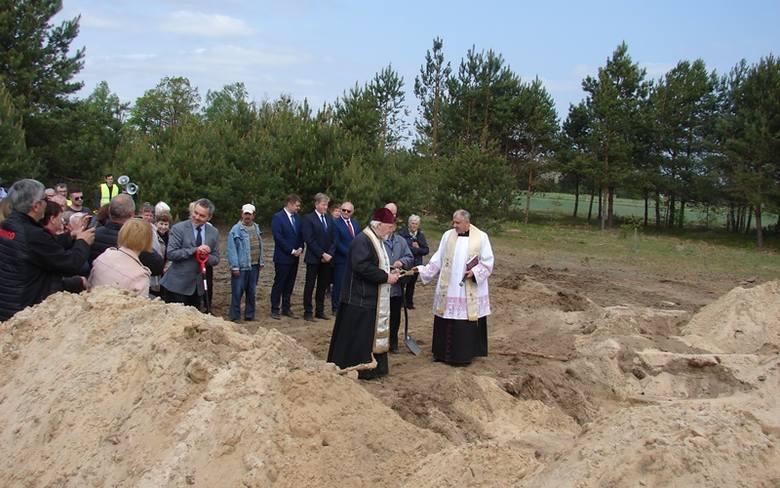 Ruszyła budowa hospicjum stacjonarnego w Makówce
