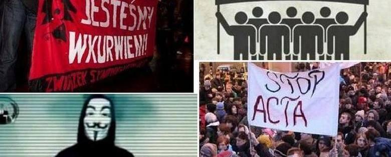 Czy ACTA to droga do kontroli społeczeństwa?