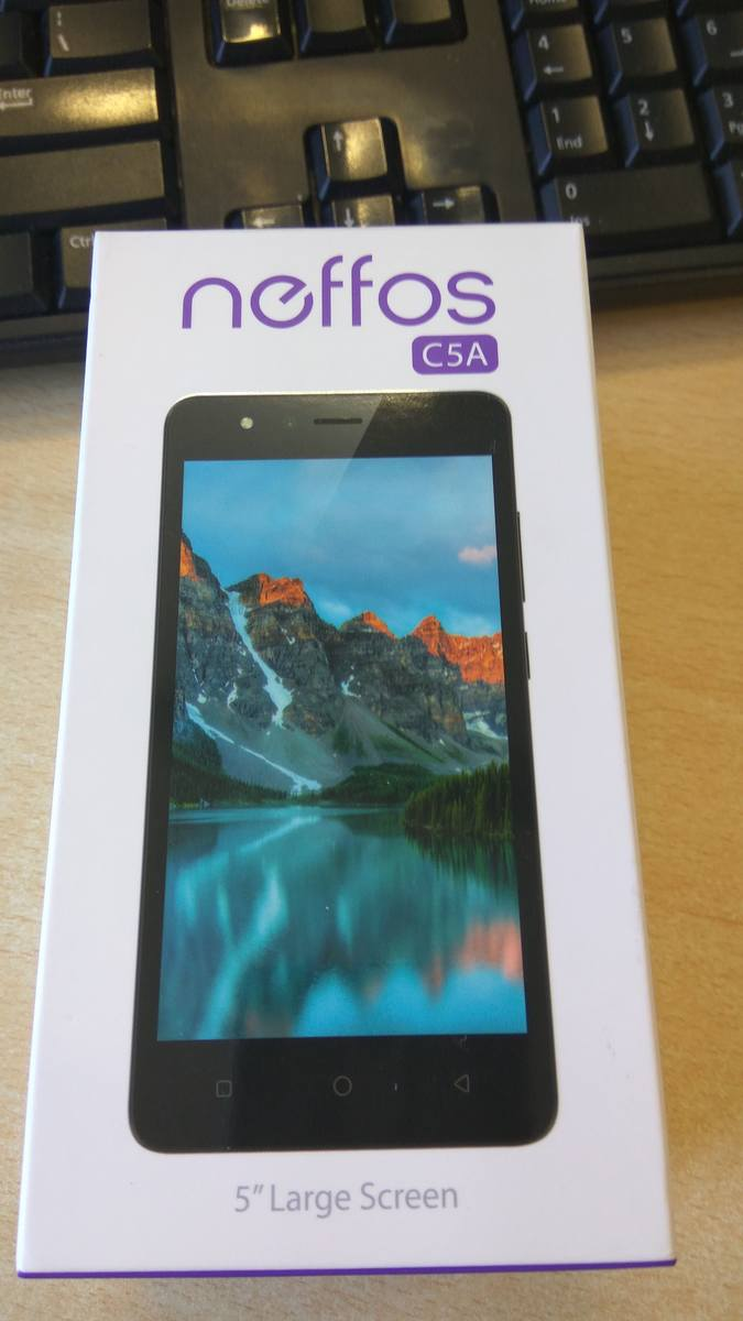 Tani smartfon dla dziecka i dla seniora: TP-Link Neffos C5A [NASZ TEST, FILM] - Laboratorium, odc. 4