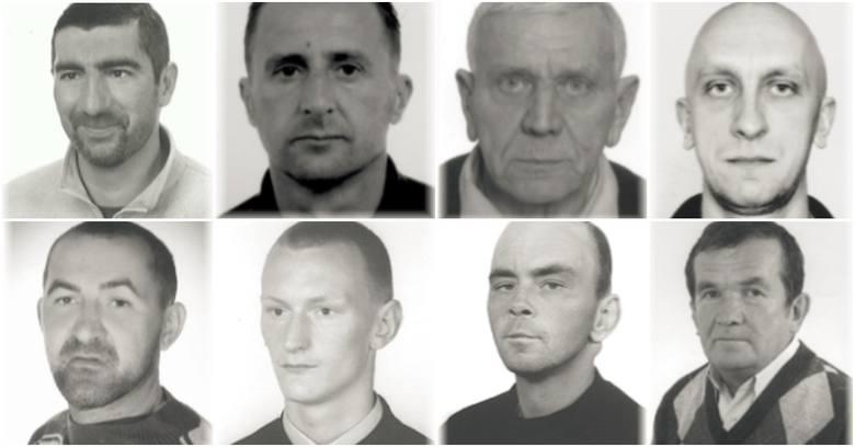 Pedofile i gwałciciele z Małopolski