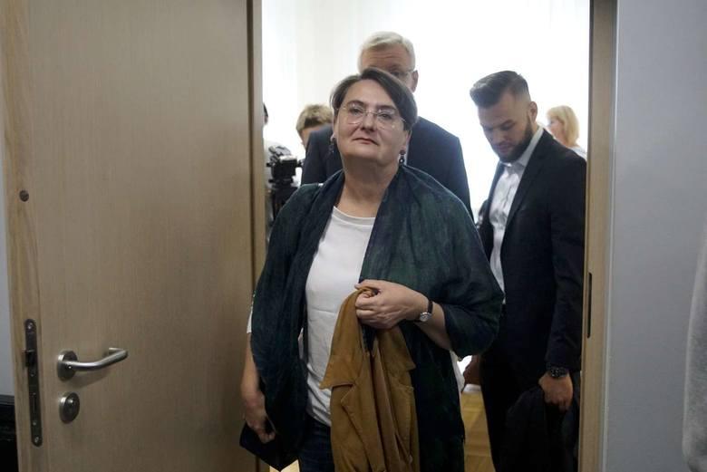 Joanna Jaśkowiak chociaż początkowo została skazana na karę grzywny, ostatecznie jej nie zapłaci.