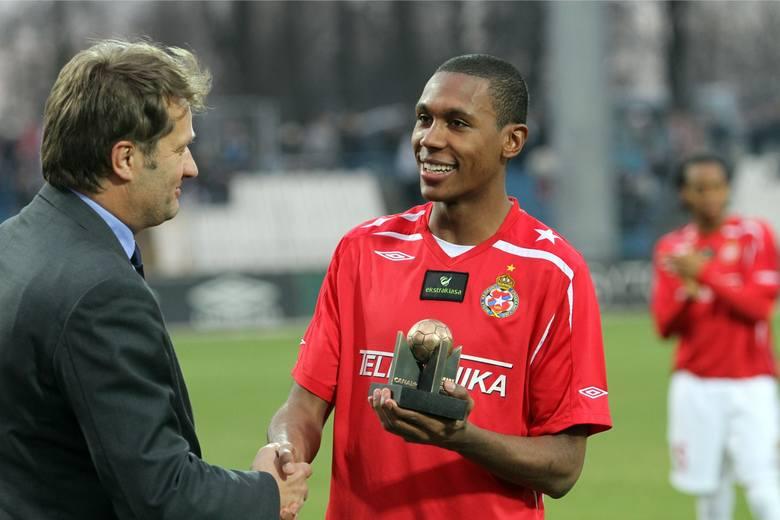 Z klubu: Wisła KrakówDo klubu: PSV EindhovenData transferu: lato 2010