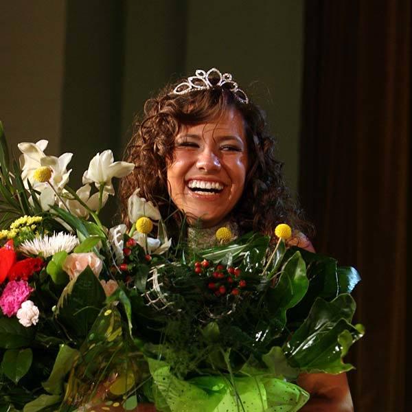 Ania Hoszowska z Rzeszowa zdobyła tytuł Miss Polonia Podkarpacia 2007.